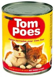 Tom Poes Kattenvoer